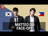 Kim Soo Hyun vs. Gil Cuerva | The Matteo Do Face-Off