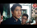 "Aljur Abrenica turns home into ""artists' haven"""