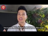 Vin Abrenica admits to being a fanboy of Joseph Marco
