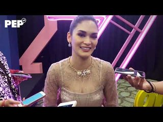 Pia Wurtzbach on wax figure, half-Pinays in pageants & auditioning for Marvel superhero | PEP Uncut