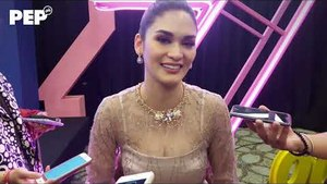 Pia Wurtzbach on wax figure, half-Pinays in pageants & auditioning for Marvel superhero   PEP Uncut