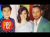In real life, who would Bea Alonzo choose between Derek Ramsay and Paulo Avelino?