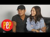 Barbie Imperial compares JM de Guzman to a what?! | PEP Challenge