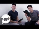 David Licauco and Manolo Pedrosa read wild comments from fans | Wild Comments | PEP Challenge