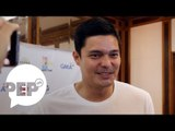 Dingdong Dantes on Cain at Abel being pitted against FPJ's Ang Probinsyano