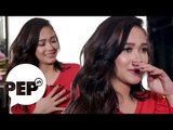 """Maja Salvador as The Legal Wife's Nicole """"accidentally farting while laughing""""  