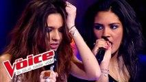 Vanessa Paradis - Tandem | Cécile Citadelle VS Louise | The Voice France 2012 | Battle