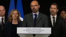 Déclaration du Premier ministre au Comité interministériel de prévention de la délinquance et de la radicalisation