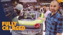 Geneva Motor Show 2019 Electric Car Roundup