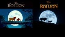 Le Roi Lion (1994) vs Le Roi Lion (2019) - Deuxième bande-annonce