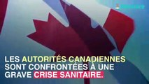 Crise des opiacés : 10 300 décès au canada depuis 2016