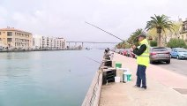 Pour que la pêche soit fructueuse, chacun sa technique.