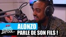 Alonzo - Son fils a exigé Ninho & Koba LaD sur son album ! #MorningDeDifool