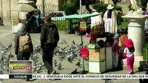 teleSUR Noticias: Venezuela rechaza amenazas imperiales
