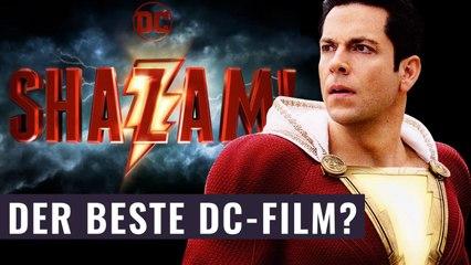 Ist SHAZAM der beste DC-Film aller Zeiten?  | Top 5