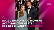 Jennifer Lopez balaie les rumeurs d'infidélité de son fiancé