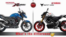 New Honda XBlade 160 ABS VS All New Yamaha MT-15 ABS | 2019 Honda XBlade ABS Review | MT 15 2019 | 2019 MT-15 ABS Review