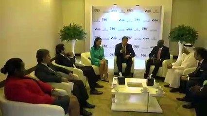 Participation du Président de la République  Jovenel Moïse  au FORUM LATIN AMERICA – PANAMA 2019