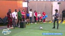 Les penaltys de l'impossible avec Djibril Cissé, Passi et DJ Arafat
