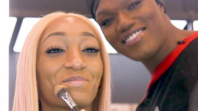 Inside Sephora's makeup class specifically for the transgender community