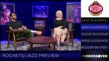 NBA Playoffs 1st Round Preview: Jazz Vs. Rockets