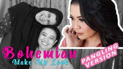 Make Up Ala Bohemian (Pangling Version)