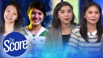 Michele Gumabao and Maddie Madayag, Best Blockers in PVL? | The Score
