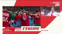 Mahé «On s'est vu trop beaux» - Hand - Qualifications Euro 2020