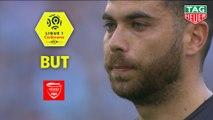 But Téji SAVANIER (82ème pen) / Olympique de Marseille - Nîmes Olympique - (2-1) - (OM-NIMES) / 2018-19