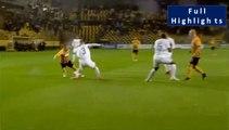 Aris requests a penalty (7') - Aris vs Atromitos - Full Replay 14.04.2019