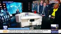 """Laurent Wauquiez: """"J'attends des annonces d'Emmanuel Macron, qu'enfin les paroles soient suivies d'actes"""""""
