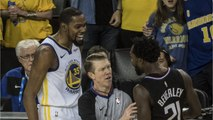 Kevin Durant And Patrick Beverley Get Ejected