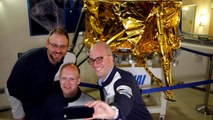 Israel fails moon landing after spacecraft loses main engine moments before landing