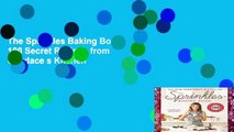 The Sprinkles Baking Book: 100 Secret Recipes from Candace s Kitchen