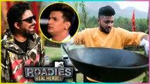 MTV Roadies Most FUN Task | Neha Dhupia EMOTIONAL On Elimination | Rannvijay Singh, Prince, Raftaar