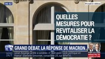 Grand débat: quelles mesures pourrait annoncer Emmanuel Macron ?