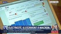 Deux associations de consommateurs ont décidé d'écrire à Emmanuel Macron contre la flambée des prix de l'électricité