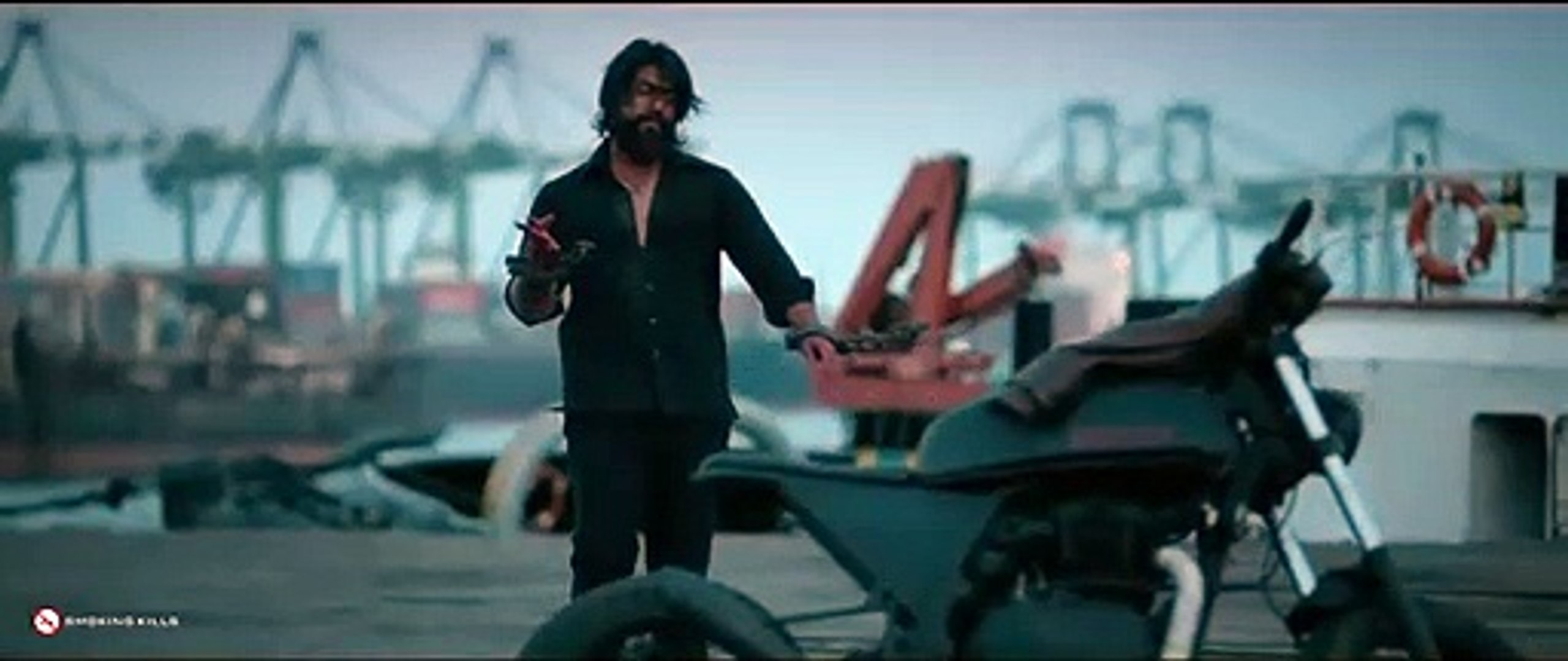 KGF 2 official trailer 2019 -- yash south new action hindi dubbed movie trailer 2019