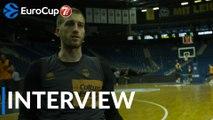 7DAYS EuroCup Finals interview: Matt Thomas, Valencia Basket