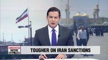 U.S. toughens its stance on Iran sanctions exemptions: source