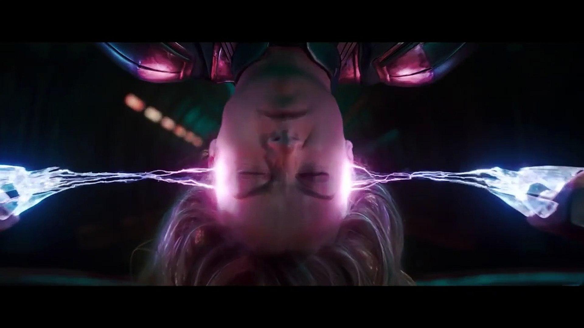 Captain Marvel (2019)- Official Trailer