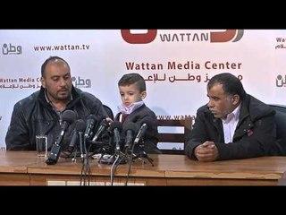 عائلة دوابشة أحمد سيجوب العالم لنقل معاناة الفلسطينيين