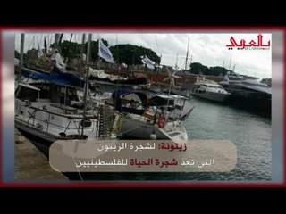 """أمل  وزيتونة  على """"شفير"""" بحر غزة"""
