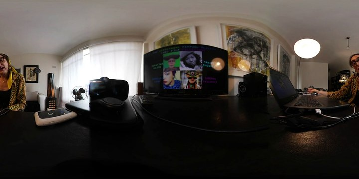 THE AFROCYBORG VR FILM COLLECTIVE by Shmerah Passchier & The Afrocyborg Collective (South Africa)