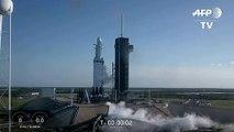 SpaceX logra primera misión comercial con cohete Falcon Heavy
