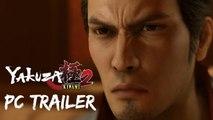 Yakuza Kiwami 2 - Trailer PC