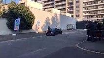 Regardez les images impressionnantes du premier crash test entre une trottinette et une voiture - VIDEO