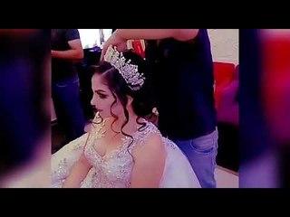 مكياج عروس#RENA BEAUTY CENTER