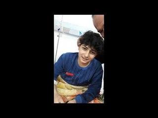 خرج من الموت باعجوبة..الشاب كرار حسن العامري يتماثل للشفاء التام بعد ٢٢١ الف دعاء من العراق وخارجه