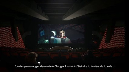 GOOGLE Assistant x UGC x CANAL+ Brand Solutions